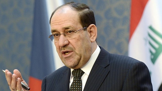 Iraq's Prime Minister Nouri al-Maliki declares a state of emergency