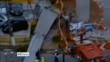 Construction worker dies in Sao Paulo monorail accident
