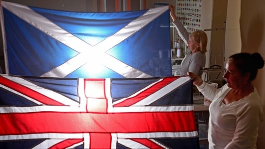 Debate on Scottish independence referendum heats up
