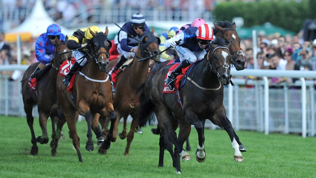 Moviesta's biggest win to date came in last season's King George Stakes at Glorious Goodwood
