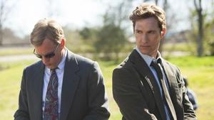 True Detective season one stars Woody Harrelson and Matthew McConaughey