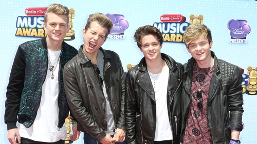 The Vamps worked with Demi Lovato on their new track Somebody To You.