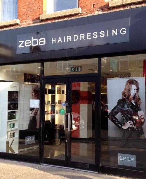 Zeba's new Sandymount salon