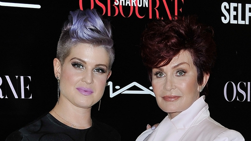 Kelly and Sharon Osbourne talk beauty secrets