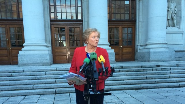 Frances Fitzgerald has called for a new 'culture of co-operation' between gardaí and GSOC in light of the report