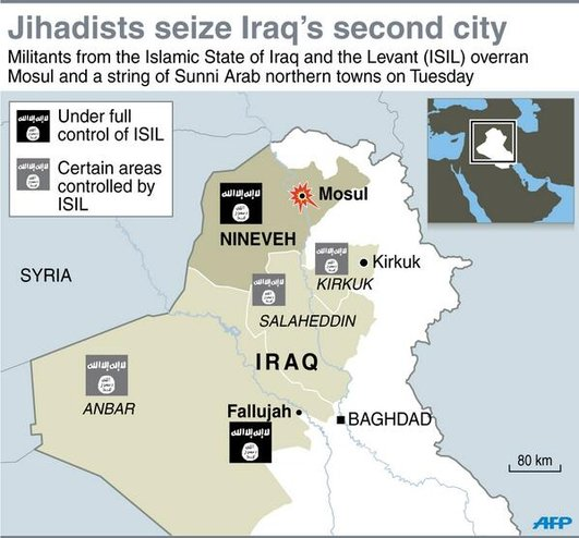What is behind the rapid rise of ISIL ?
