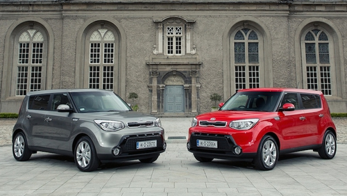 Chunky and fun best describes the new Kia Soul