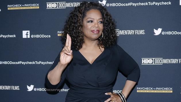 Winfrey - Will play Annie Lee Cooper in Selma