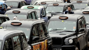 Reports say that 25,000 black-cab drivers in London had suffered lost earnings from Uber averaging around £10,000 for at least five years