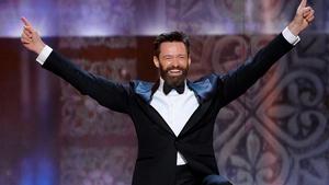 Hugh Jackman shaves head for Blackbeard role
