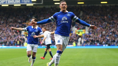 Ross Barkley will be staying with Everton for the foreseeable future