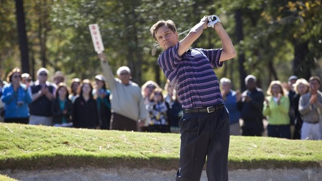 Firth plays a one-time talented golfer that wants to escape from his old life