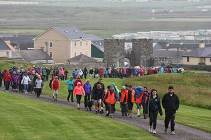 Walking Club - in Ballyheigue Co Kerry