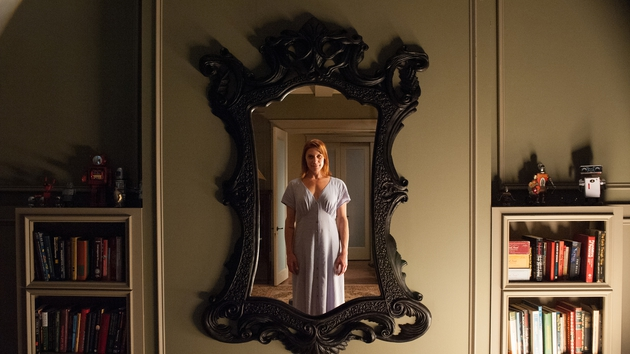 Black mirror...