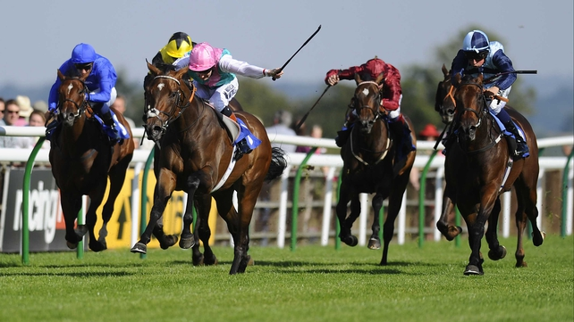 Joyeuse has won twice in Listed company but is yet to land a Group race
