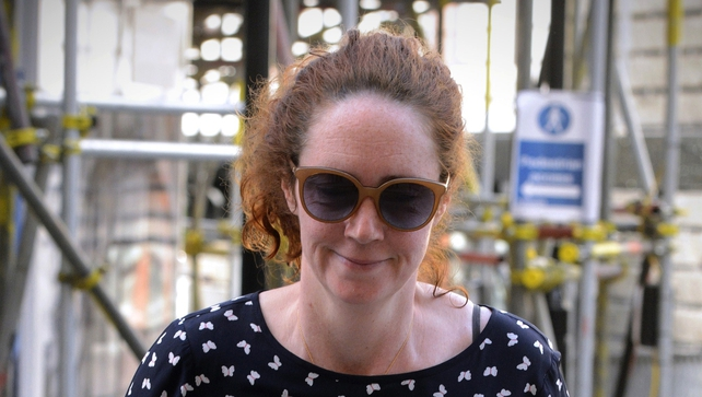 Rebekah Brooks is also charged with perverting the course of justice by hiding evidence from police