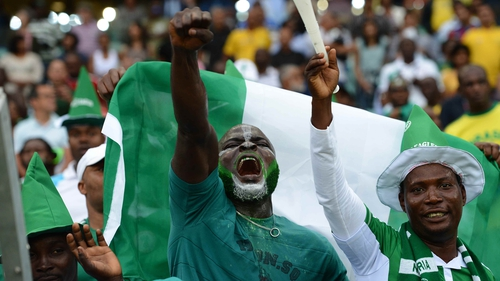 At least 18 Nigerians have been killed while watching football matches in the past two weeks