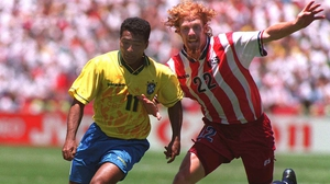 Alexi Lalas (1994, 1998) will long be remembered for his raging red locks and goatee combo, which, despite their luminous glow, did little to help the USA achieve World Cup success.