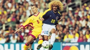 Carlos Valderrama's (1990, 1994, 1998) glorious blond, floppy mane might be the most ambitious World Cup hair feat of all time, remaining famous and well loved to this day.