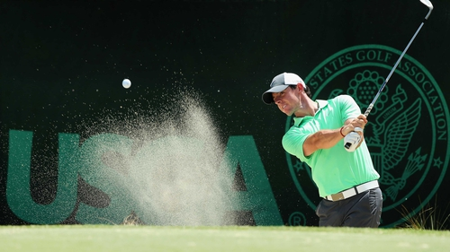 Rory McIlroy admits keeping ball on the Pinehurst greens will be a stern challenge