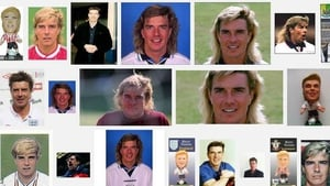 Oh, dear. Renowned hair farmer Barry Venison (wild card) never actually featured at a World Cup. England's failure to qualify for USA 1994 meant he was cruelly denied the chance to flaunt his platinum tresses on the global stage.