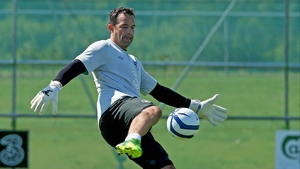Forde is the surprise omission from the Ireland squad