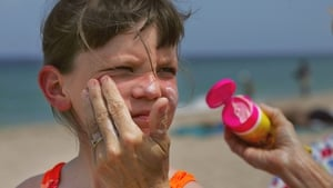Researchers warned people exposed to sunlight must wear a cream with good UVA protection