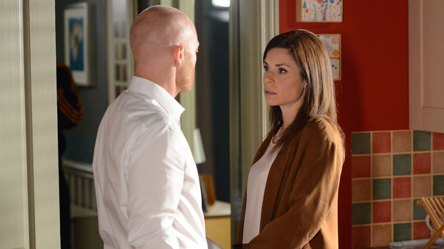 How will their encounter affect the Lucy Beale murder case?