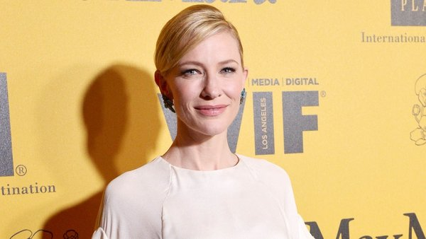 Cate Blanchett honoured at Women in Film Awards