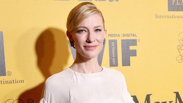 Cate Blanchett honoured at Women in Film Awards