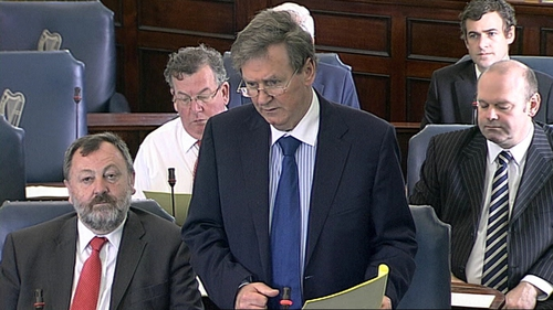 Senator Paschal Mooney said ministers were bypassing the democratic process