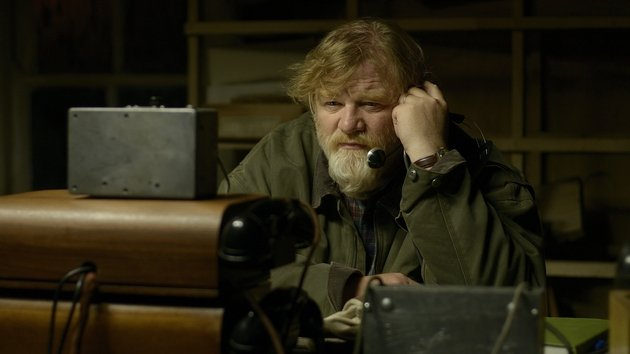 Brendan Gleeson is in great form and a towering presence as Murray French