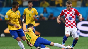 Modric continues to quest for another Croatian goal