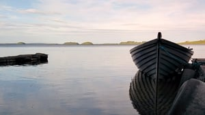 Lough Corrib at Glann, Oughterard, Co Galway (Pic: Dillon Fogerty)