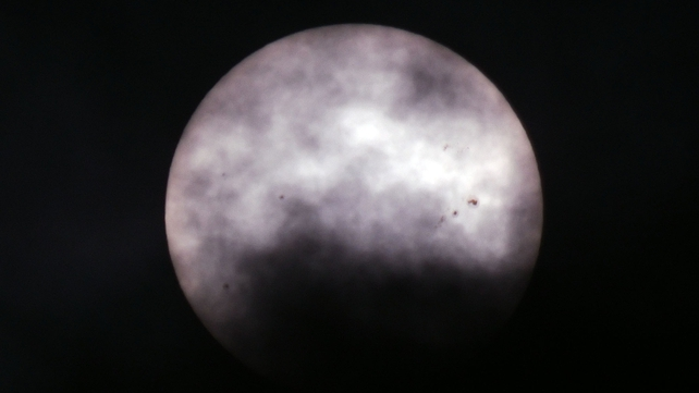Scientists say understanding sunspots and solar flares is important
