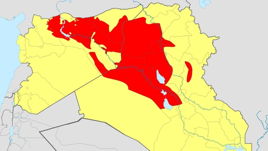 Who are ISIS and who finances them ?