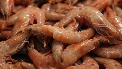 Leading European supermarket chains are putting pressure on a Thai prawn supplier