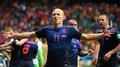 Goal: Spain 1-5 Netherlands