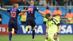 Casillas has not experienced a defeat of these proportions on the national level in the past 12 years