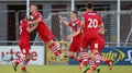 Cork lay down a marker to see off Rovers
