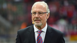 Franz Beckenbauer is among those facing formal proceedings