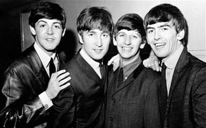 Fresh-faced mop-tops: The Beatles, as fame encroached