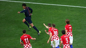 Referee Yuichi Nishimura enraged Croatia after awarding a dubious penalty to Brazil
