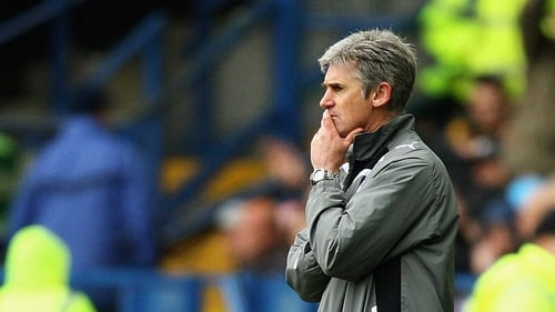 Alan Irvine will complete his move once he has signed off from his current role as Everton's academy manager