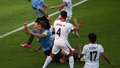 Goal: Uruguay 1-0 Costa Rica