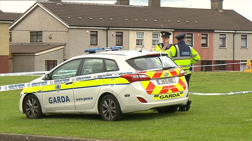 A boy was shot near his home in Ballyfermot on Friday night