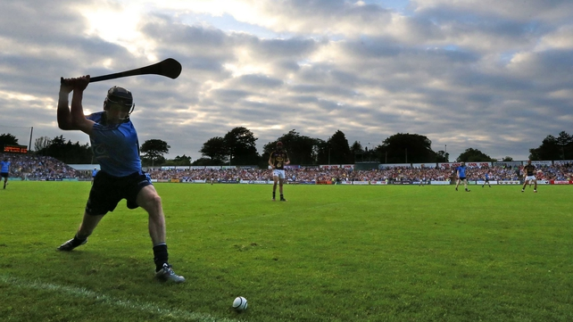 Dublin will face Galway or Kilkenny in the final on 6 July