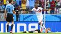 Goal: Uruguay 1-1 Costa Rica