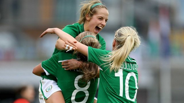 Ireland now need to beat Russia on Thursday