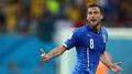 Goal: England 0-1 Italy